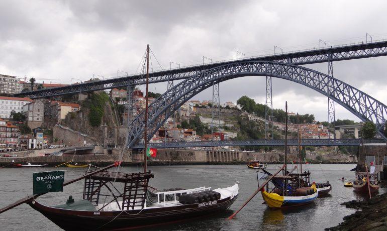 Porto, een feest voor een personeelsuitstap