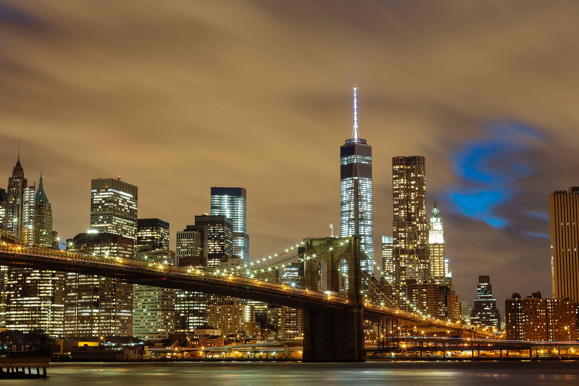 new york bridge-1835647_1920