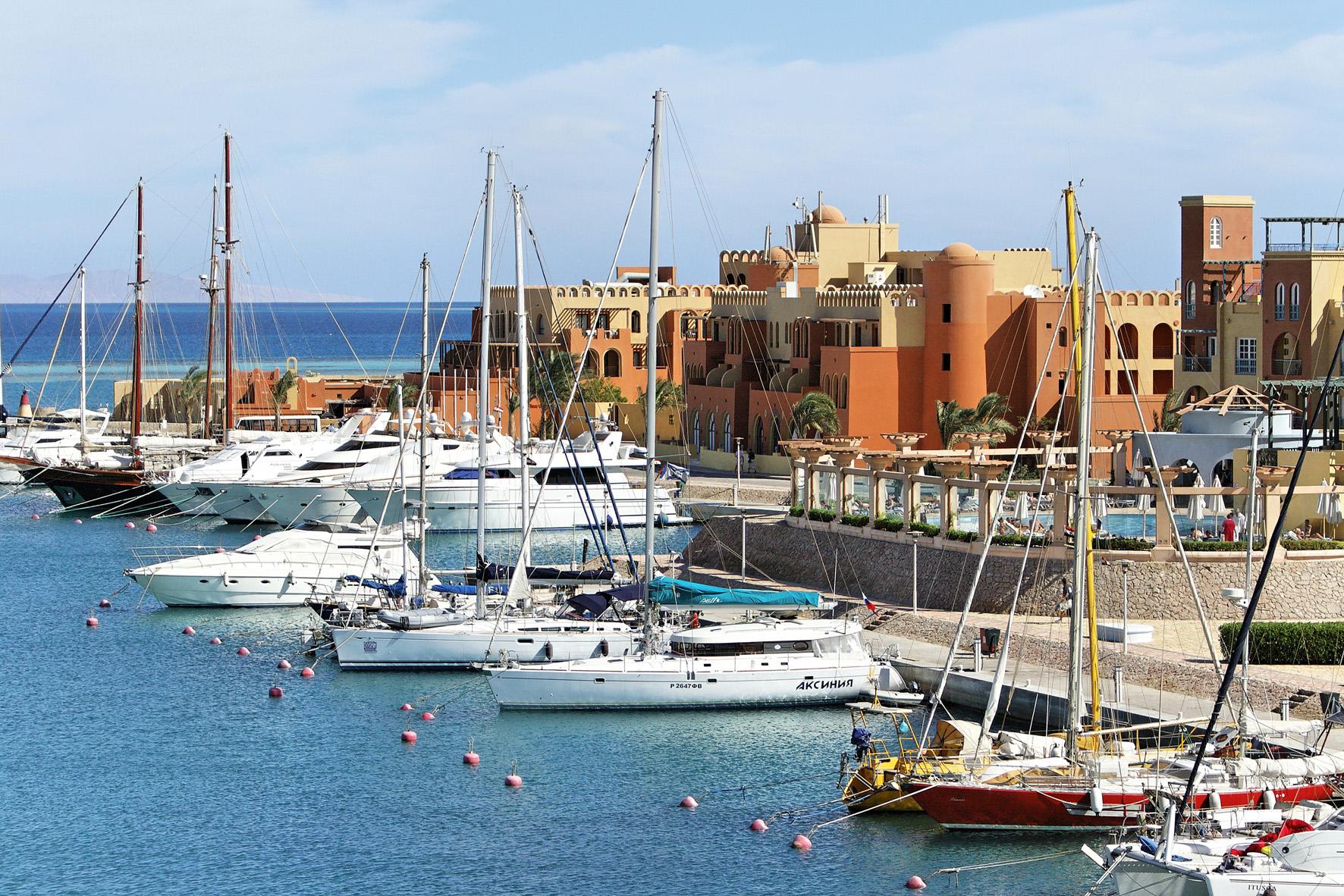 El Gouna Ocean-View-Overview-