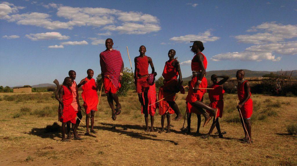 kenia maasai-tribe