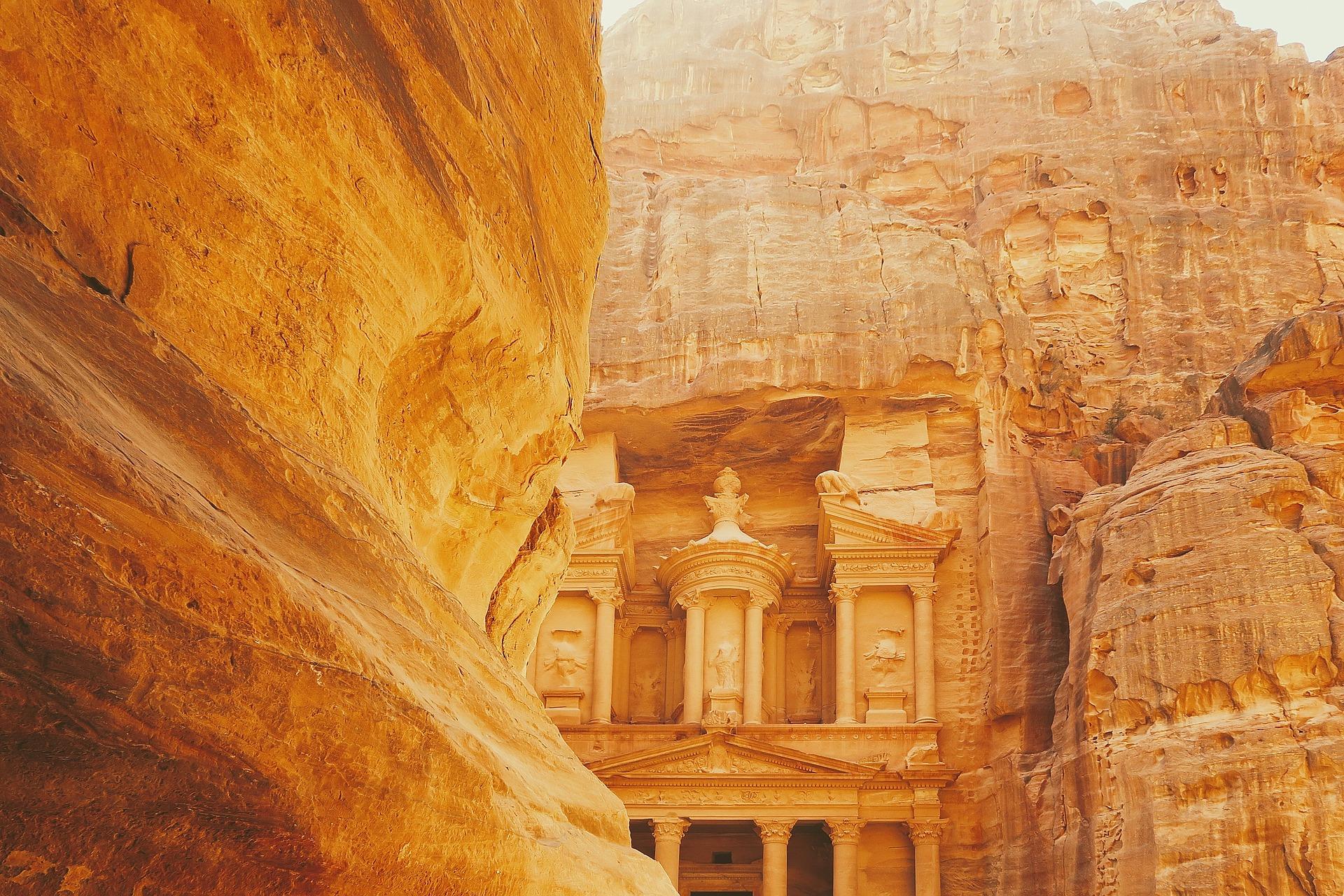 jordanië petra archaeological-2595597_1920