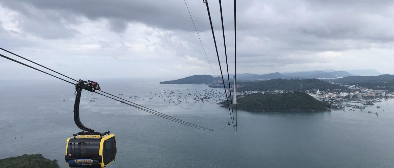 De langste kabelbaan ter wereld