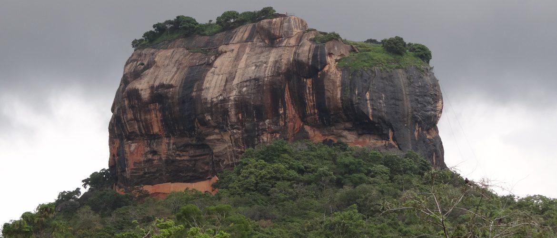 Rots van Sigiriya